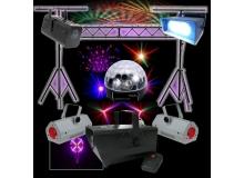 Packs lumières DJ
