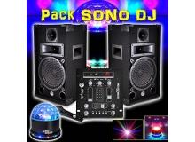 Packs sono DJ