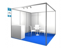 Stand modulaire / cloison